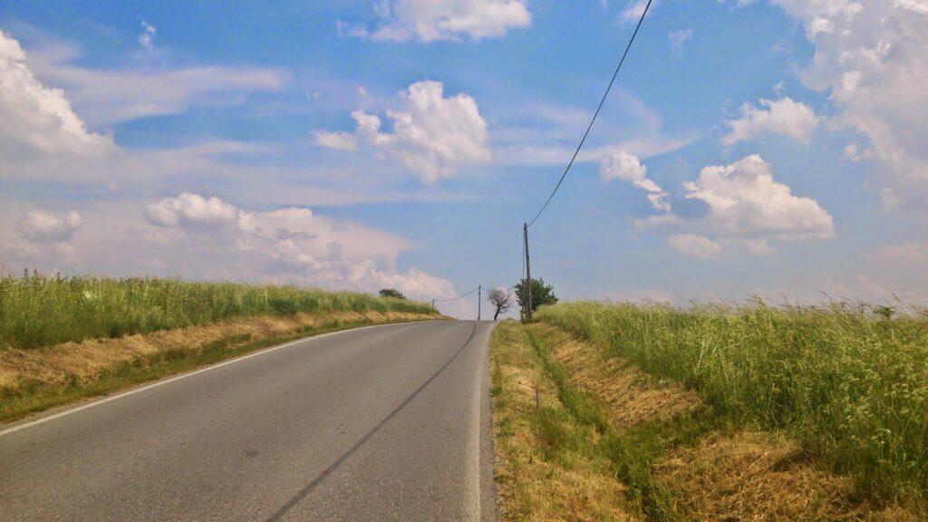 Auf dem Weg nach Stříbro über Svojšín, Tschechien (c) radelei.de