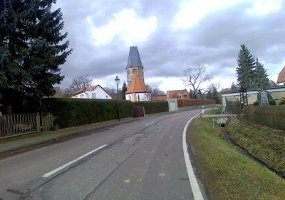 Kirche St. Maria in Horburg-Maßlau