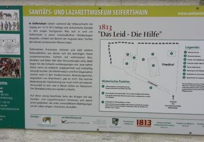 Sanitäts- und Lazarettmuseum Seifertshain